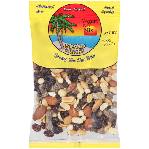 Island Snacks Yogurt Nut Mix, 7 Oz.