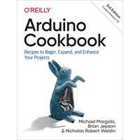 Arduino Cookbook: Recipes to Begin, Expand, and Enhance Your Projects (Paperback)