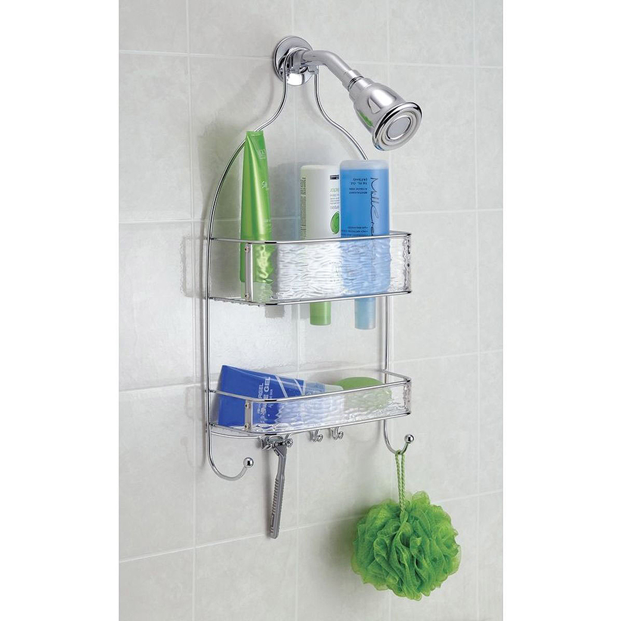 InterDesign Wavz Shower Caddy by INTERDESIGN