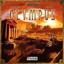 Olympus Board Game Fantasy Flight Games