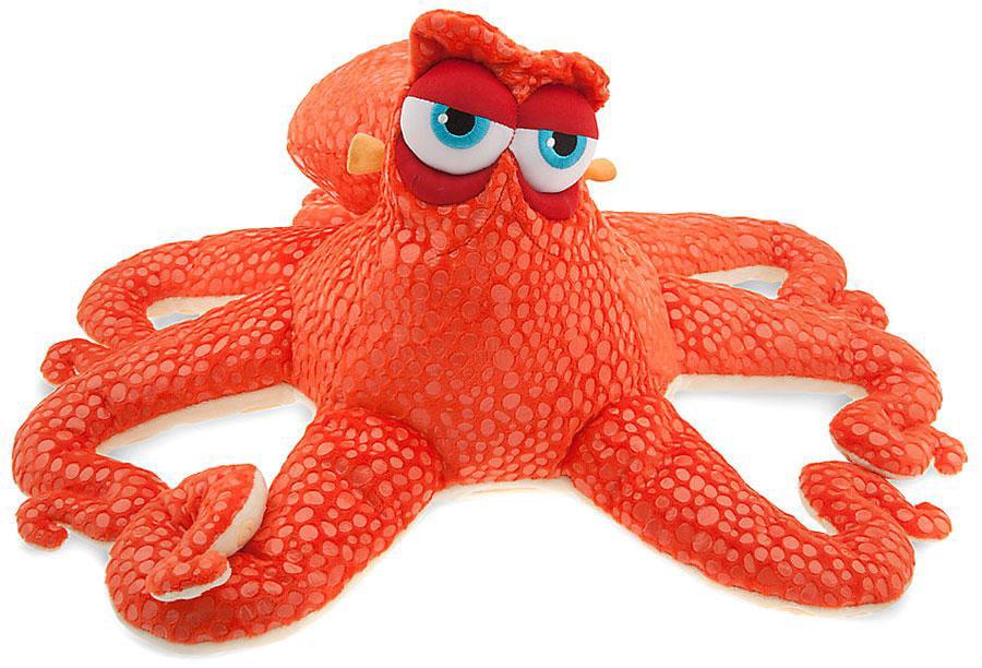 mürrische Oktopus Simba 6315871747 Disney Finding Dory Plüsch Hank 25cm rot