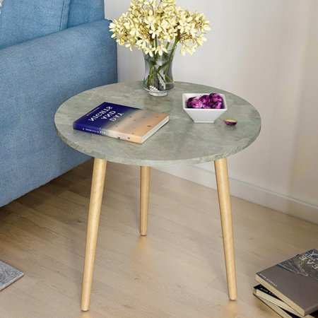 Moaere Hot Nesting Coffee End Tables Modern Furniture Decor Round Side Table Dining Nightstand for Living Room Balcony Home and Office ()