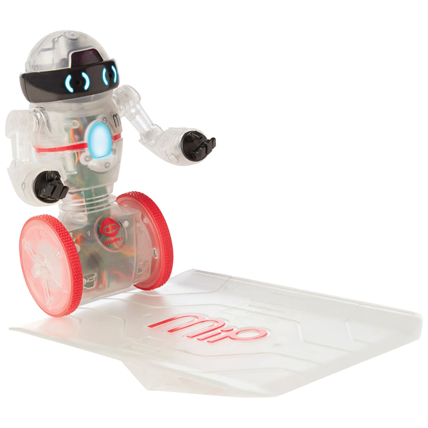 Coder MiP the STEM-based Toy Robot, Transparent by WowWee