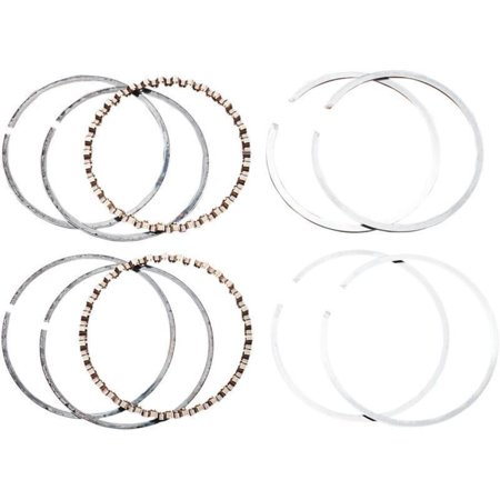 Hastings 2M5721020 Moly Ring Set - .020 Oversize (Moly Ring Set)
