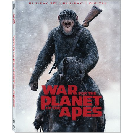 War For The Planet Of The Apes (Blu-ray 3D + Blu-ray +