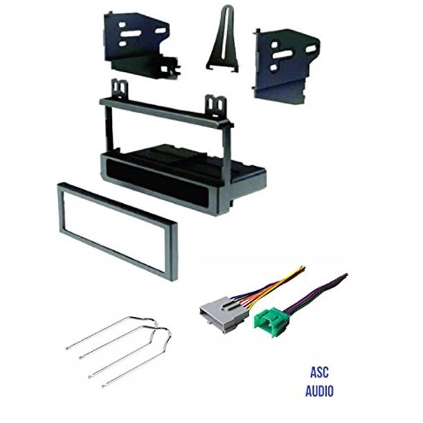 ASC Single Din Car Stereo Install Dash Kit, Wire Harness, and Radio Tool  for 1995 1996 1997 Ford Crown Victoria, Explorer, Lincoln Continental, Town  Car, Mercury Grand Marquis, 1997 Mountaineer - Walmart.com - Walmart.comWalmart