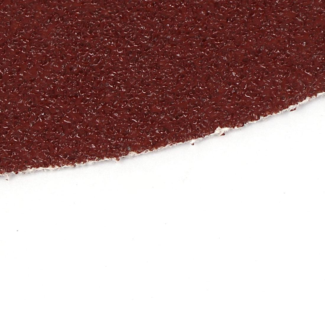"""8"""" Diamètre ronde polissage pon age abrasifs feuille papier verre grain 40 Disque 10 pc - image 2 de 3"""