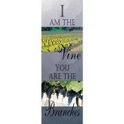 Banner-Communion-I Am The Vine (Indoor)