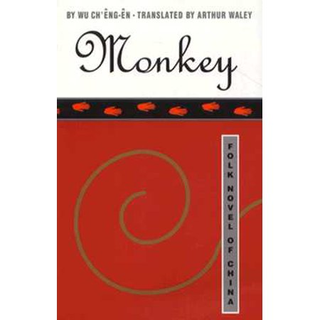 Monkey : Folk Novel of China - Monkey Chinese