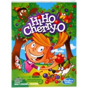 Classic Hi Ho Cherry-O Kids Board Game, for Preschoolers Ages 3 and up