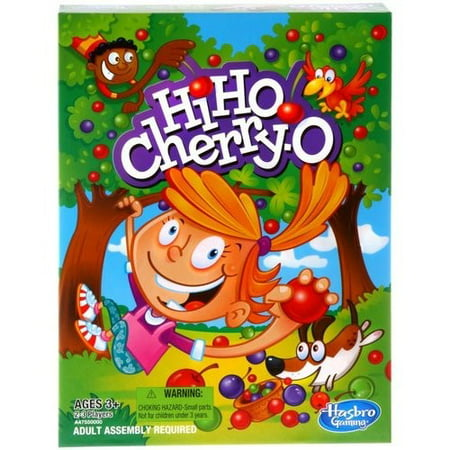 Hi Ho Cherry-O Kids Classic Game for $<!---->