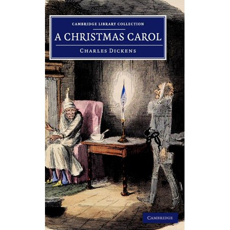 Cambridge Library Collection - Fiction and Poetry: A Christmas Carol (Hardcover) ()