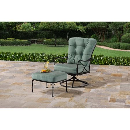 Better Homes And Gardens Seacliff Oversized Cuddle Chair With Ottoman