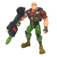 Power Players Sarge Basic Figure
