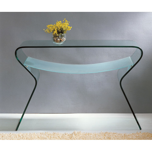J&M Furniture Modern Console Table