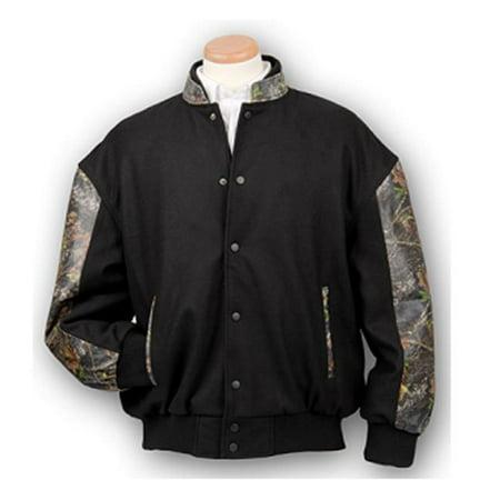 Burk'S Bay 5399-6XXXL 3XLarge Wool and Leather Mossy Oak