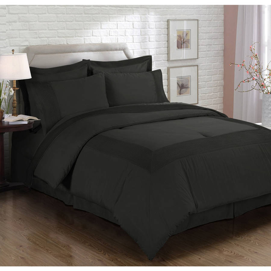 EverRouge Mason Manor 8-Piece Bedding Comforter Set