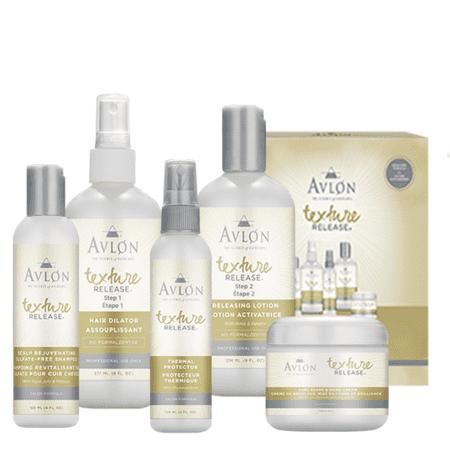Avlon Texture Release Kit System