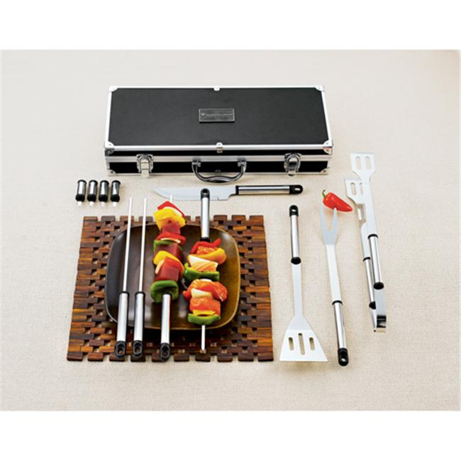 Leeds 1400-32 Grill Master Set - Black