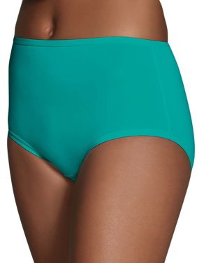 Fruit of the Loom Women's Microfiber Brief, 6 Pack