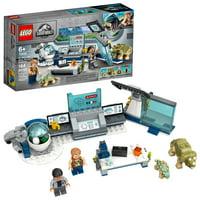 Deals on LEGO Jurassic World Dr. Wus Lab: Dinosaur Toy 164 Pieces