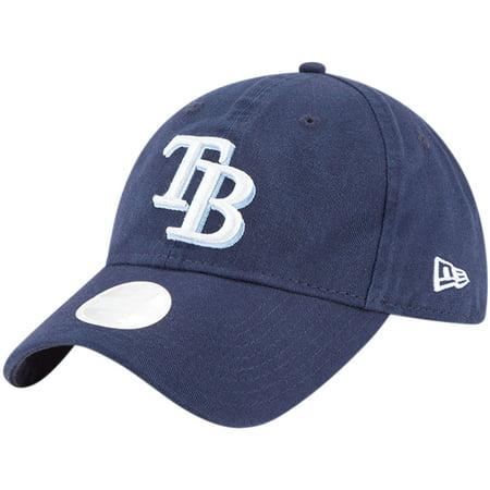 New Era Tampa Bay Rays Women's Navy Preferred Pick 9TWENTY Adjustable Hat - OSFA (Bday Hat)