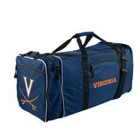 """NCAA Virginia Cavaliers """"Steal"""" 12""""H x 28""""L x 11"""" W Duffel Bag"""