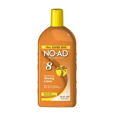 No Ad Spf 8 Sunscreen