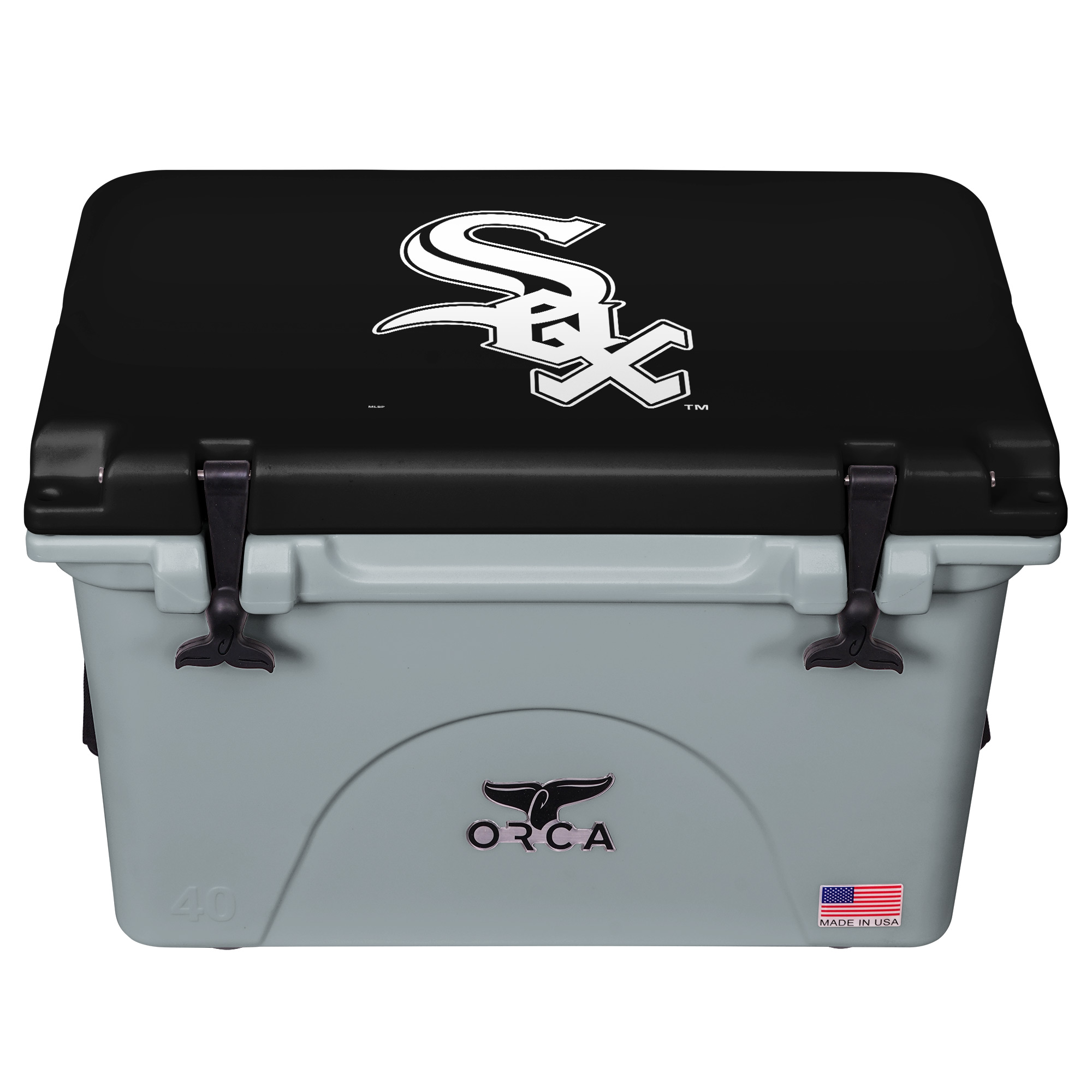 Chicago White Sox ORCA 40-Quart Hard-Sided Cooler - No Size