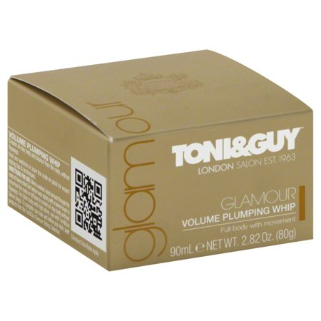 Toni & Guy Glamour Volume Plumping Whip, 2.82 Oz