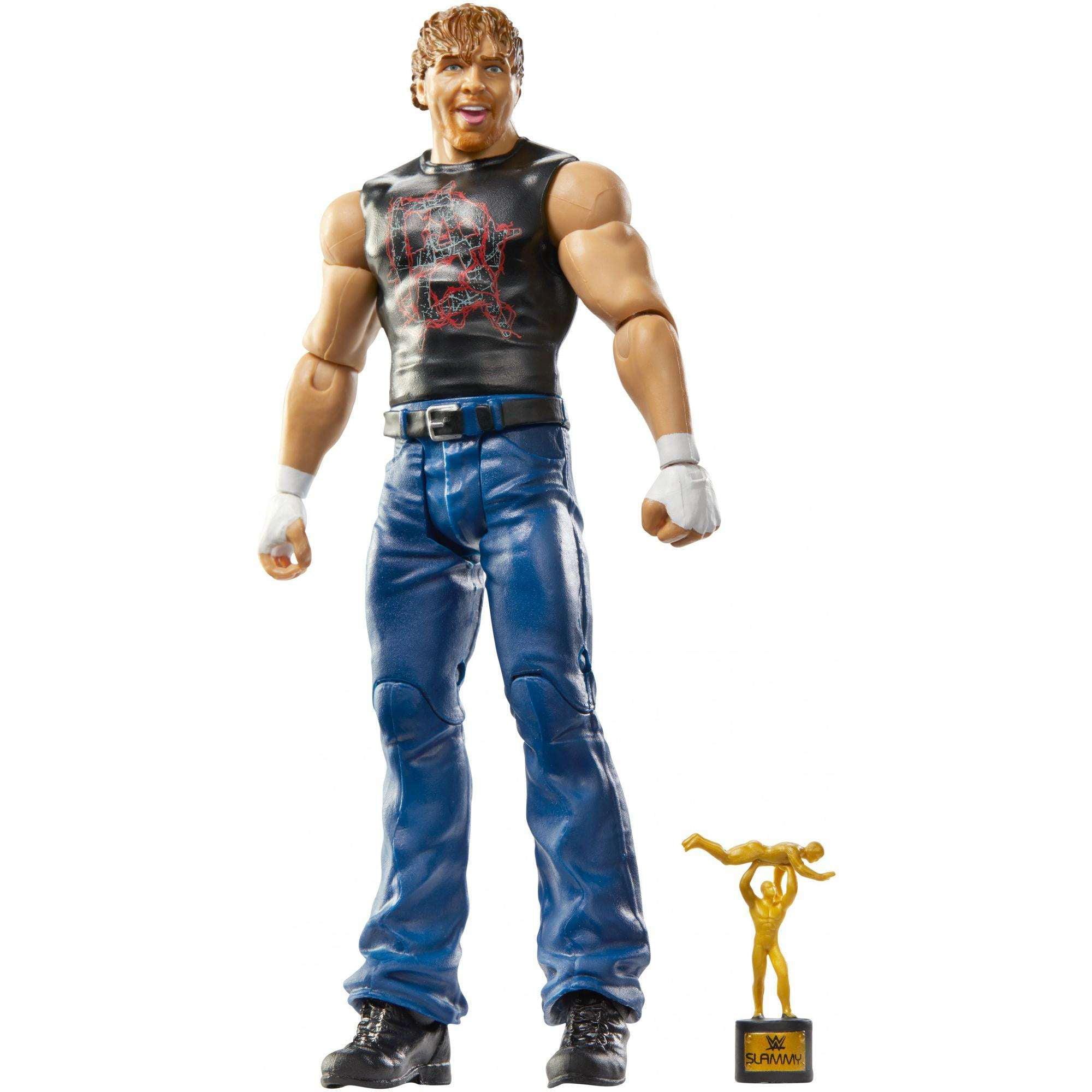 WWE Dean Ambrose Figure