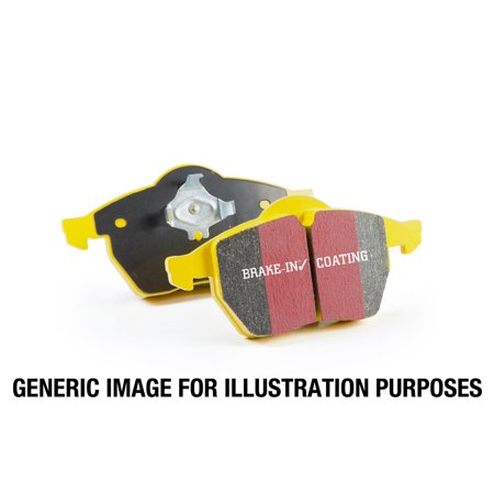 EBC Brakes DP41697R Yellowstuff Brake Pad - image 1 de 2