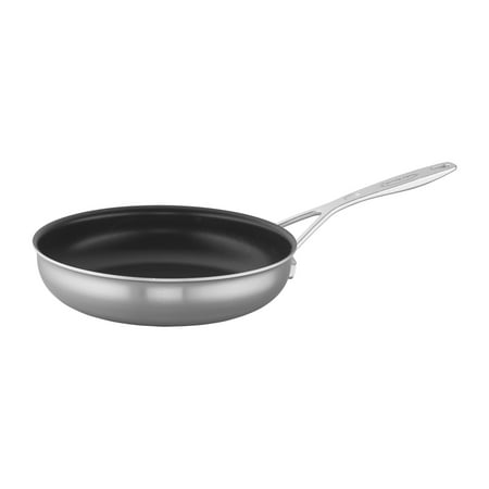 Demeyere Stainless Steel Fry Pan (Demeyere Industry 5-Ply Stainless Steel Traditional Nonstick Fry Pan )