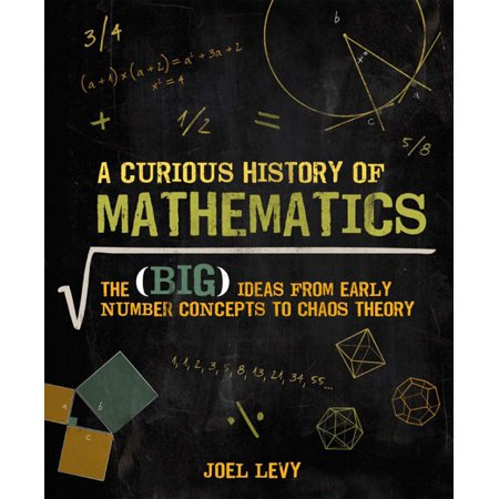A Curious History Of Mathematics   The Big Ideas From Early Number Concepts To Chaos Theory