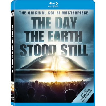 The Day the Earth Stood Still (Blu-ray) (The Day The Earth Stood Still Subtitles)