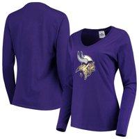 026ffeb45 Product Image Minnesota Vikings Majestic Women s My Team Long Sleeve T-Shirt  - Purple