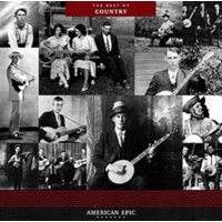 American Epic: The Best Of Country / Various - Vinyl (Remaster)