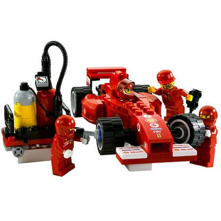 LEGO Ferrari F1 Fuel Stop (New Ferrari F1)