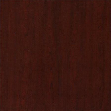 kathy ireland Office Manager's Desk and Bookcase in Harvest Cherry - image 4 de 8