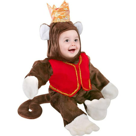 Baby Circus Monkey Costume (Toddler Monkey Costumes)