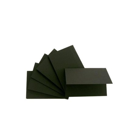 Include Envelopes - Canvas Corp Packaged Cards and Envelopes (Place Cards Chalkstock) (3 Units Included)
