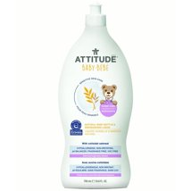 Attitude Baby Bottle Sensitive Skin