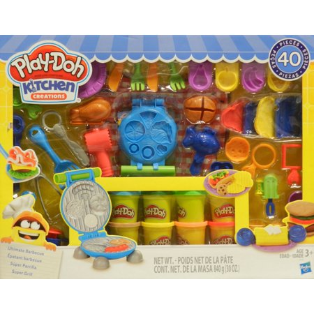 Play-Doh Kitchen Creations Ultimate Barbecue,