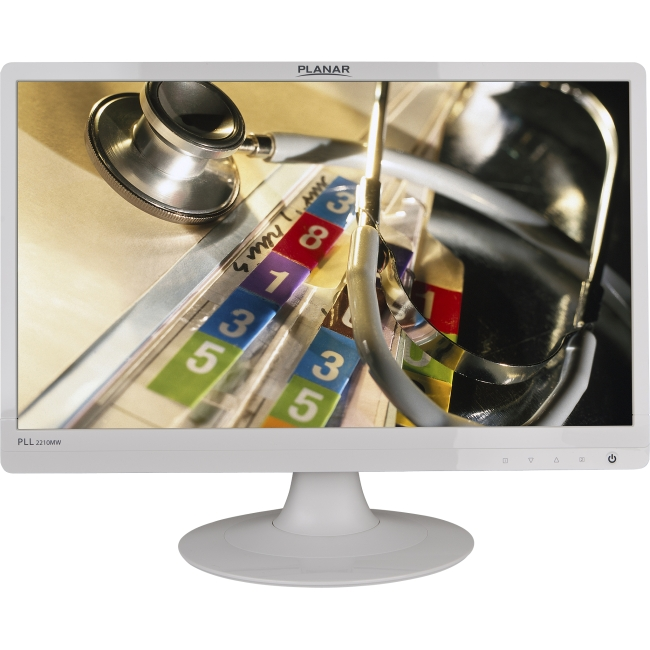 Planar Systems - 997-6404-00 - Planar PLL2210MW 22 LED LCD Monitor - 16:9 - 5 ms - Adjustable Display Angle - 1920 x