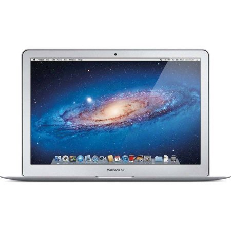 "Refurbished A-Graded Apple Silver 13.3"" MacBook Air MC965LL/A, , Intel Core i5- Processor, 4GB Memory, 128GB Solid State Drive"