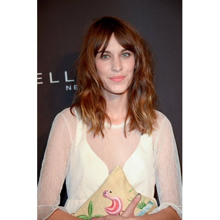 Alexa Chung At Arrivals For Elle FashionNext Spring 2013 Mercedes Benz Fashion Week David Koch Theatre Lincoln Center New York Ny September 7 2012 Photo By Eric ReichbaumEverett Collection