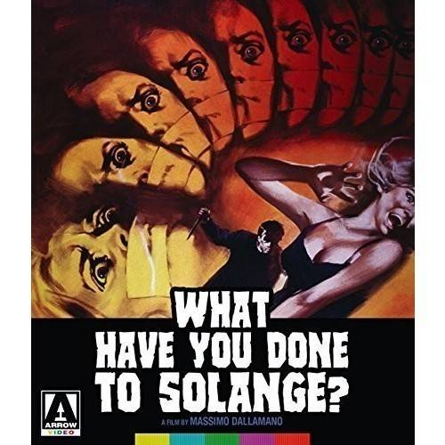 What Have You Done to Solange (Blu-ray + DVD) MVDBRAV028