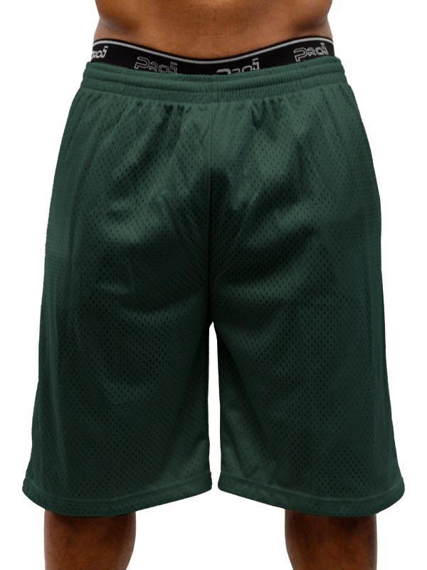 Pro 5 Mens Plain Mesh Shorts