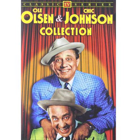 Olsen And Johnson Television Of 1950's: Olsen And Johnson Collection / Fun For All
