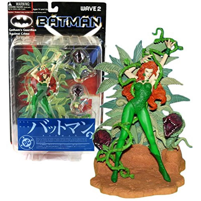 Yamato DC BATMAN WAVE 2 Poison Ivy Action Figure Gotham's Guardian Against Crime